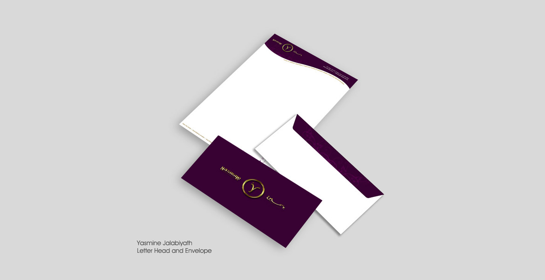 Letterhead & Envelop