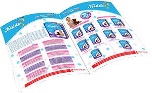 Catalogue design printing dubai