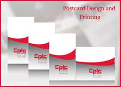 Postcard Desing and Printing company Dubai