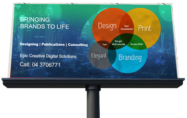 Billboard Design Amp Printing Services Dubai Epic Creative
