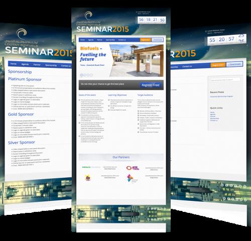 Website-Design-For-Lootah-Seminar