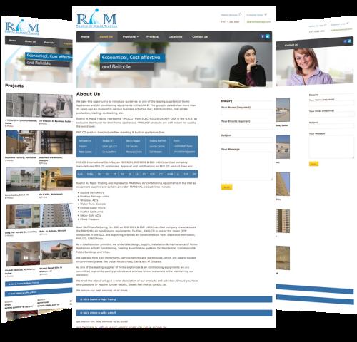 Website-Design-For-RAM