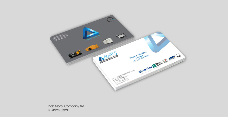 Business Card Design & Printing Company Dubai: Epic Creaive