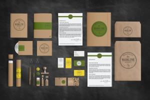 Branding-design-for-Madeline-Dubai