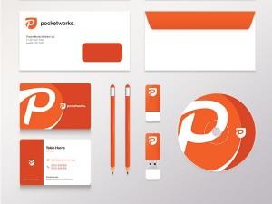 Branding-design-for-pocketworks-dubai