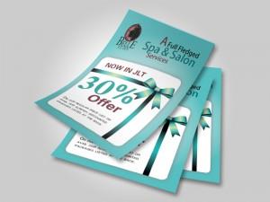 Flyer-Design-For-BelleSpa-Dubai