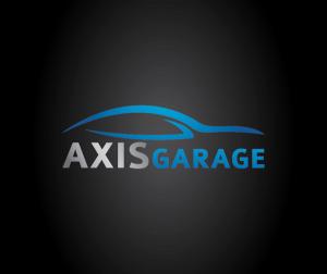 Logo-Design-For-AxisGarage