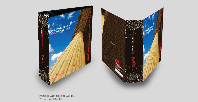 Company Binders Dubai Spiral Binding Uae Epic Creative